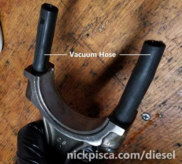7 3 IDI Piston Ring Gap Measurement, Custom Grinding, and