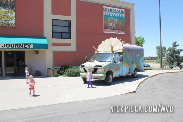 Dinosaur Museum in Fruita CO