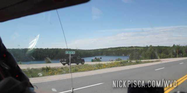 Little Joe Lake Ontario