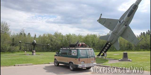 Cold Lake Military Base