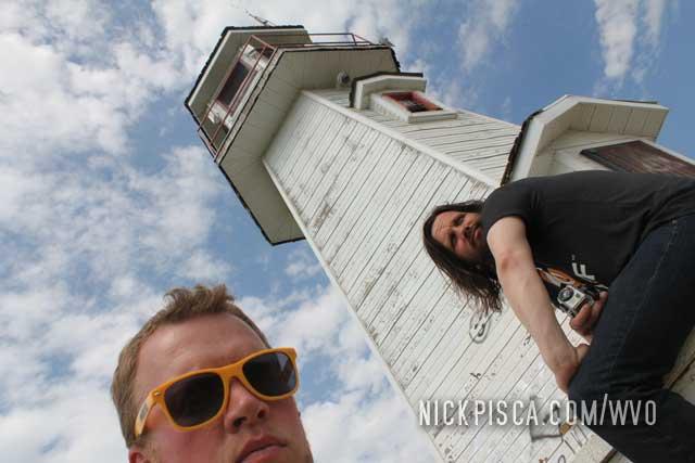 Pirot Hill Lighthouse
