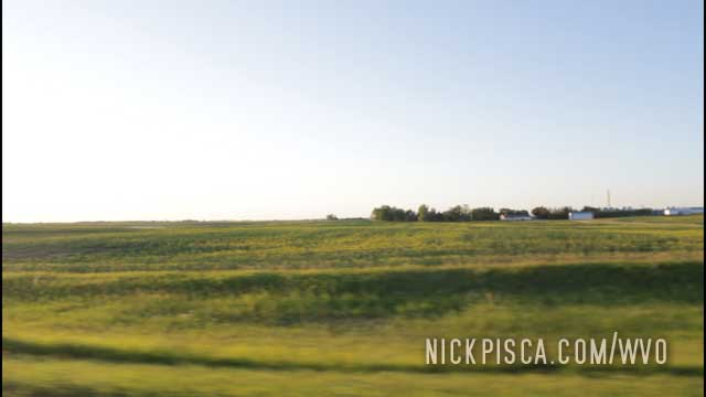 Farmland North of Regina SK