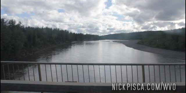 Muskva River Crossing
