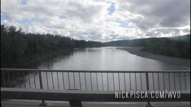 Muskva River Crossing
