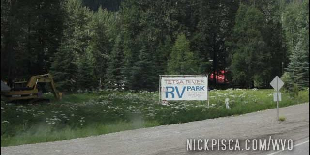 Tetsa River RV Park