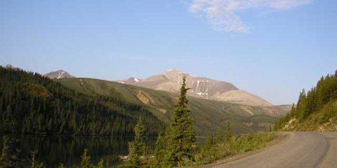 Near Haines Junction Yukon