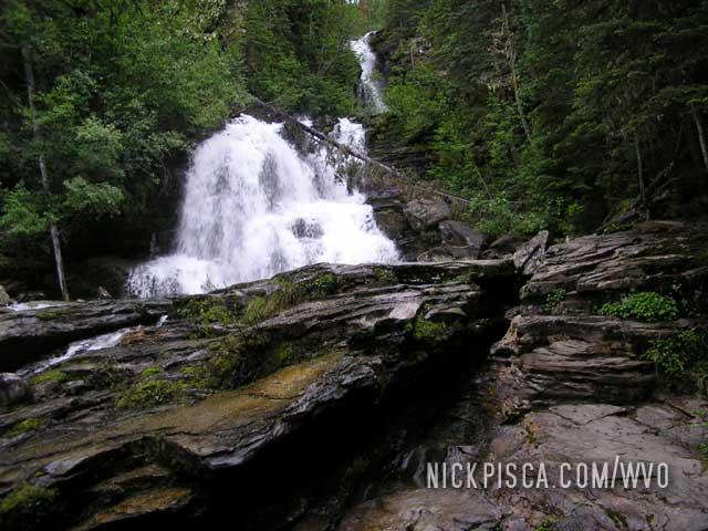 Bijoux Falls Provincial Park