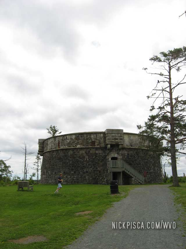 Prince of Wales Tower in Halifax Nova Scotia