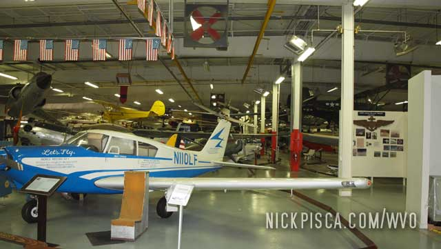 Mid-America Air Museum in Liberal Kansas