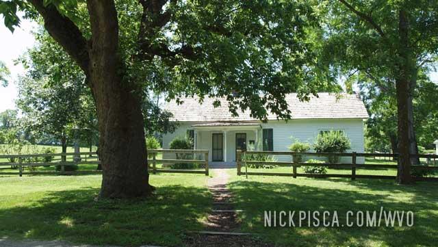 Jesse James Birthplace near Kearney MO
