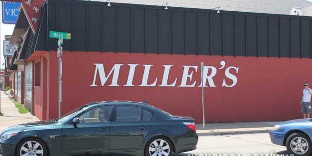 Miller's Bar in Dearborn
