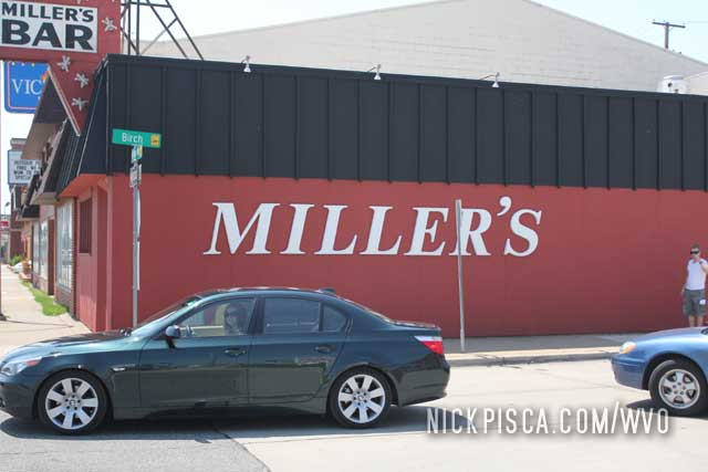 Miller's Bar in Dearborn