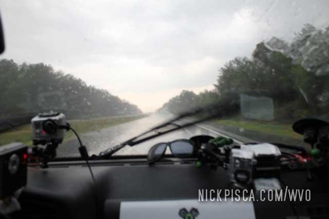 Cruising southern North Carolina