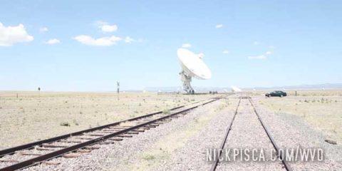 VLA (Very Large Array Telescopes)