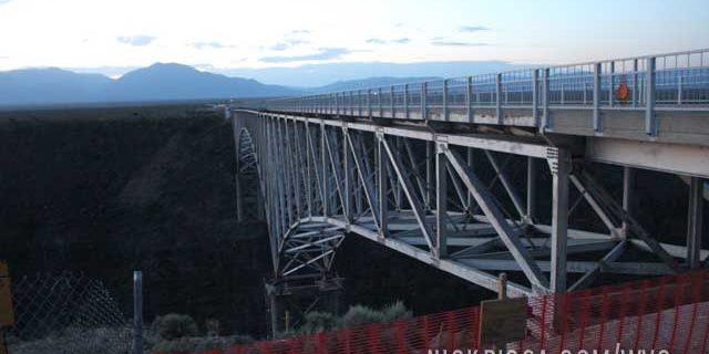 Rio Grande Gorge in New Mexico