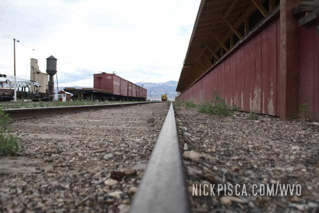 Northern Nevada Railway Museum in Ely