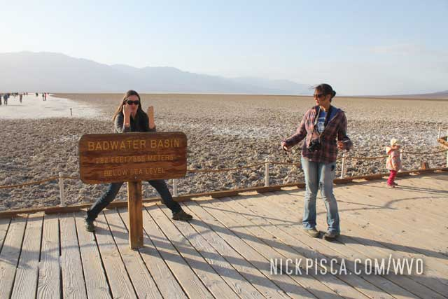 Bad Water Basin in Death Valley National Park