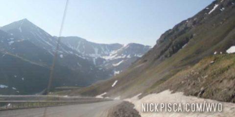 Climbing Atigun Pass