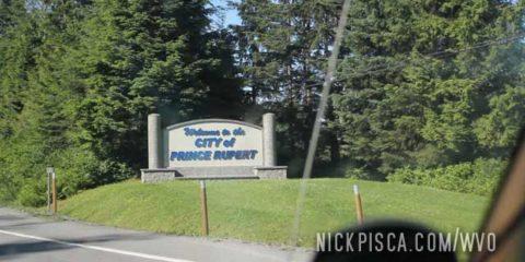 Prince Rupert British Columbia