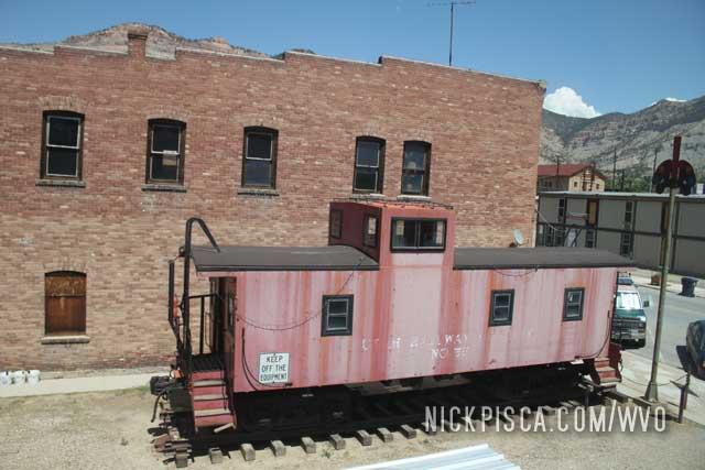 Western Mining & Railroad Museum in Helper Utah