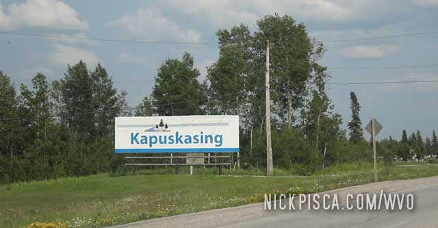 Kapuskasing Ontario