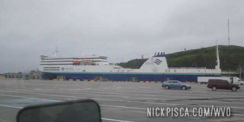 Port Aux Basques Ferry
