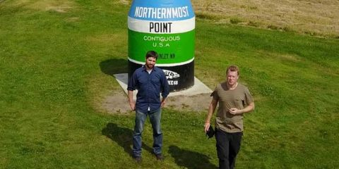 Northernmost Point of the Contiguous U.S.