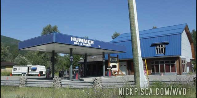 Hummer Gas and Diesel
