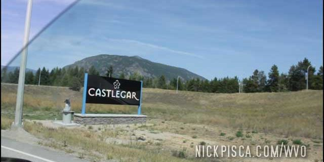 Castlegar British Columbia
