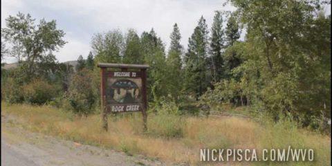 Rock Creek British Columbia