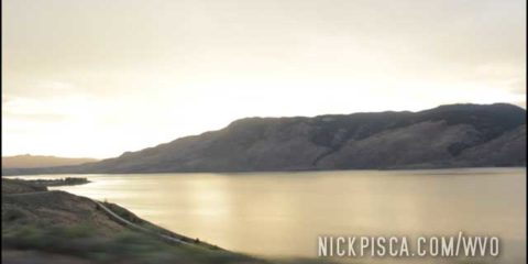 Kamloops Lake British Columbia
