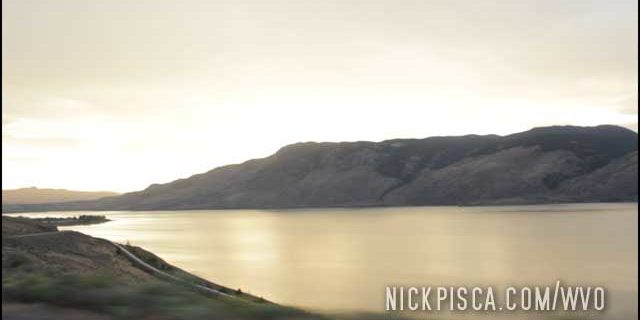 Kamloops Lake British Columbia