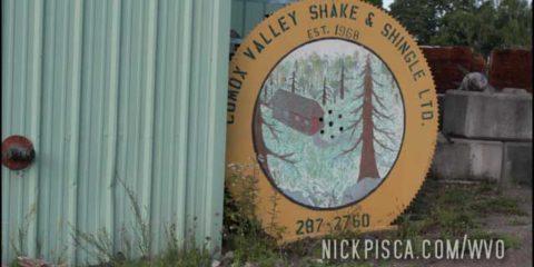 Fill Up Grease at Comox Valley Shake & Shingle
