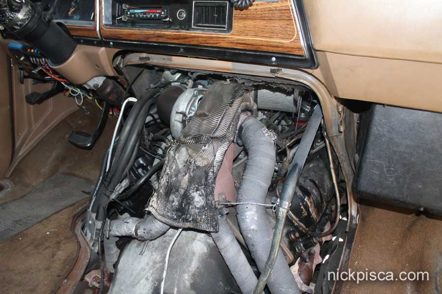 1988 E250 Van 7 3 Idi Head Gasket Job  Without Pulling The