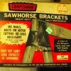 Awesome Find: Ancient Craftsman Heavy Duty Sawhorse Brackets