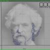 "[0001D Video] Timelapse of ""Randomized Node"" Polyline Drawing"