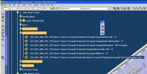 GSA IFC DP Space Certification with Custom Attributes (Image: GTWiki, Dean Demko. 2009)