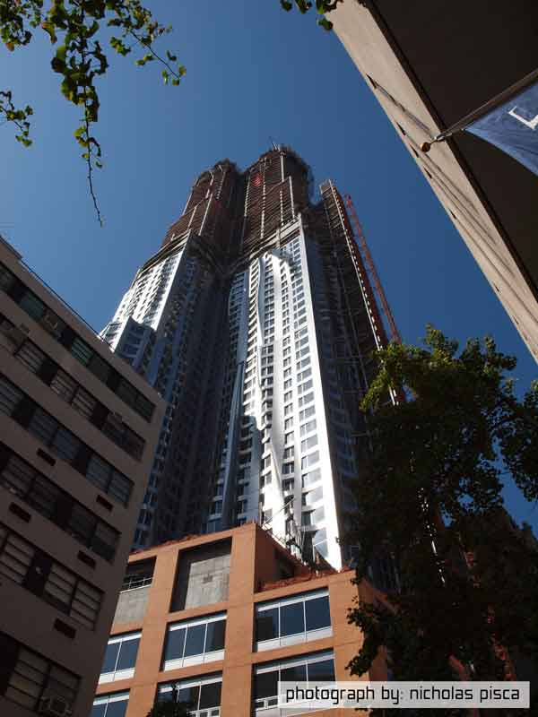 Beekman Tower Image, by Nick Pisca 2009