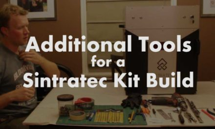 Additional Tools for Building the Sintratec Kit