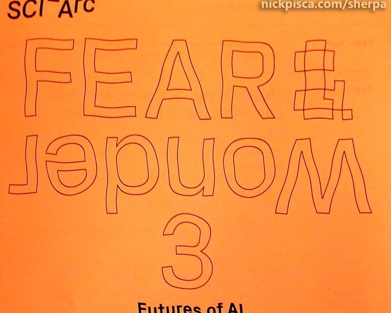 A Review of the Fear and Wonder (Futures of AI) Symposium