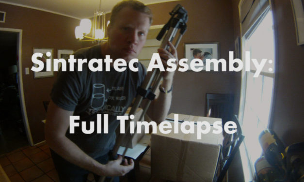 Fast-Forward Sintratec Kit Assembly Video