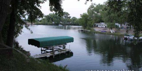 Ernst Lake, Columbus Nebraska