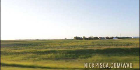 Farmland North of Regina SK