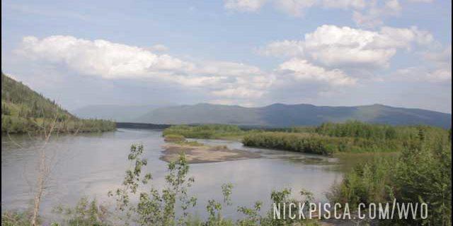 Stewart River Crossing