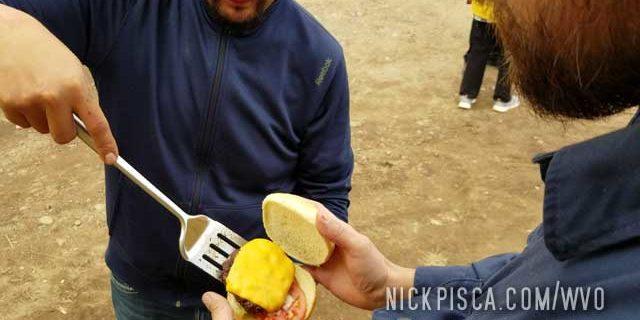 Tuktoyaktuk Muskox Burger
