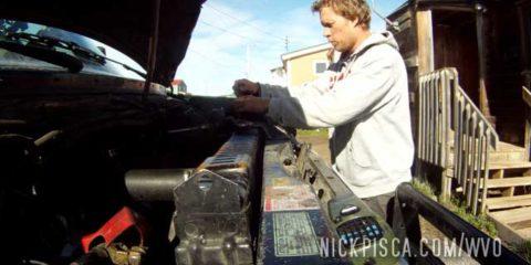 Tuk WVO Repairs