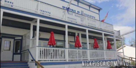 Triple J Hotel in Dawson Yukon