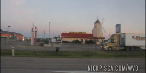Red Deer Donut Mill