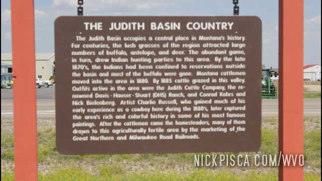 Judith Basin Country