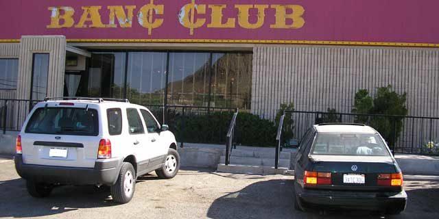 Banc Club in Tonopah Nevada